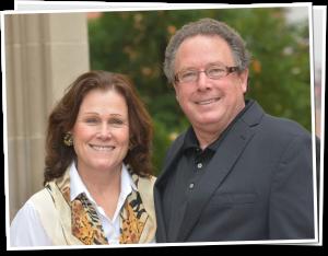 Pastor Kim and Renee Norris